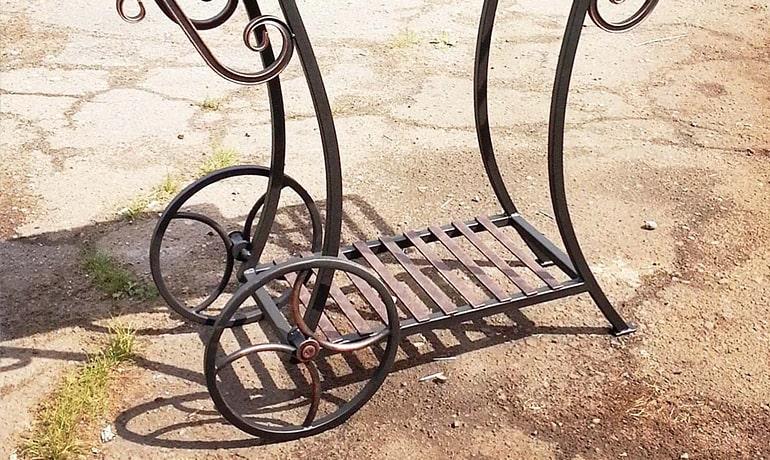 мангалы из металла ковка своими руками